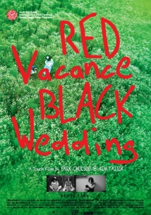 Red Vacance Black Wedding film afişi