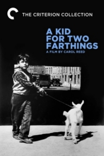 A Kid For Two Farthings film afişi