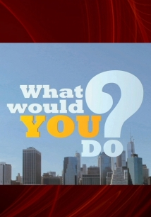 Primetime: What Would You Do? film afişi