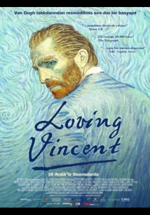 Loving Vincent film afişi