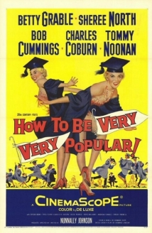 How To Be Very, Very Popular film afişi