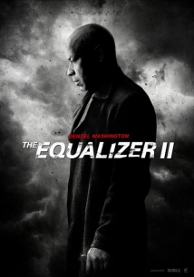 The Equalizer 2 film afişi