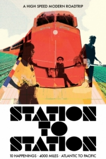Station to Station film afişi