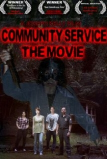 Community Service The Movie film afişi