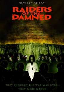 Raiders Of The Damned film afişi