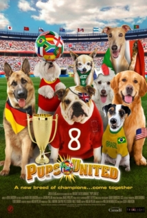 Pups United film afişi