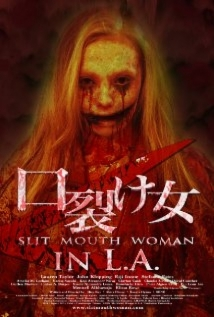 Slit Mouth Woman In La film afişi