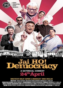 Jai Ho! Democracy film afişi