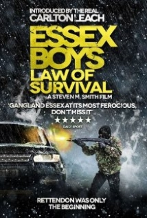 Essex Boys: Law Of Survival film afişi