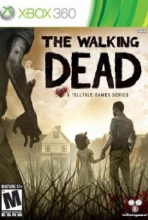 The Walking Dead: The Game - Season 1 film afişi