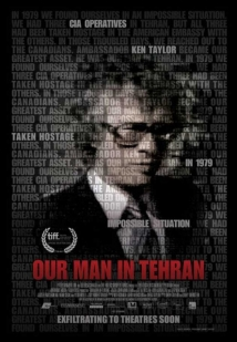 Our Man In Tehran film afişi