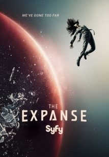 The Expanse film afişi