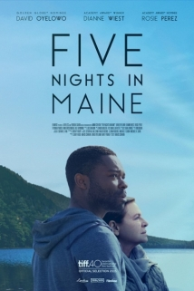 Five Nights in Maine film afişi