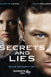Secrets And Lies film afişi