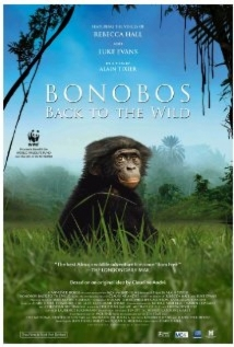 Bonobos: Back To The Wild film afişi