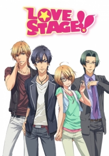 Love Stage!! film afişi