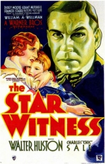 The Star Witness film afişi
