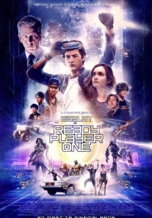 Ready Player One film afişi