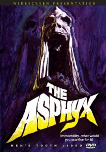 The Asphyx film afişi