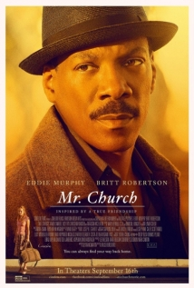 Mr. Church film afişi