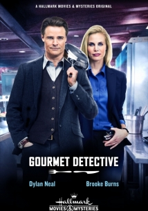 The Gourmet Detective film afişi