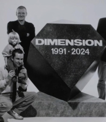 Dimension 1991-2024 film afişi