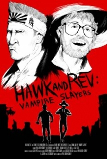 Hawk and Rev: Vampire Slayers film afişi