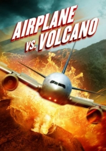 Airplane Vs. Volcano film afişi