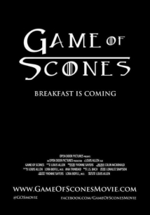 Game Of Scones film afişi