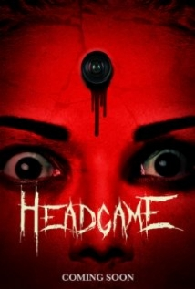 Headgame film afişi