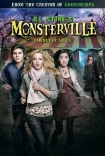R.L. Stine's Monsterville: The Cabinet Of Souls film afişi