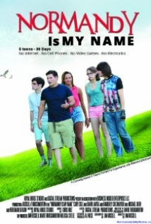 Normandy Is My Name film afişi