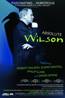 Absolute Wilson film afişi