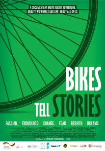 Bikes Tell Stories film afişi