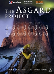The Asgard Project film afişi
