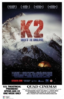 K2: Siren Of The Himalayas film afişi
