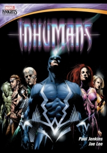 Inhumans film afişi