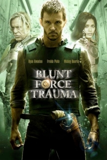 Blunt Force Trauma film afişi