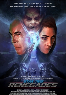 Star Trek: Renegades film afişi