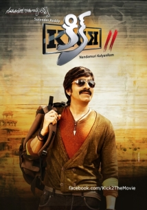 Kick 2 film afişi