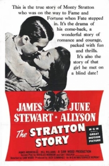The Stratton Story film afişi