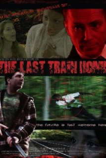 The Last Train Home film afişi