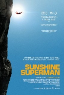 Sunshine Superman film afişi