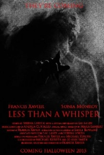 Less Than A Whisper film afişi