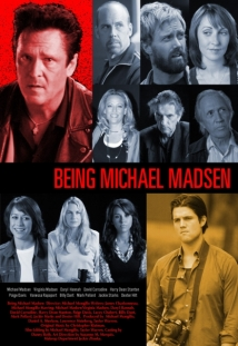 Being Michael Madsen film afişi
