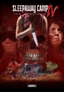 Sleepaway Camp IV: The Survivor film afişi