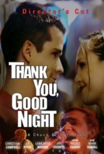 Thank You, Good Night film afişi