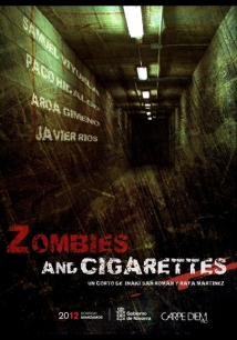 Zombies & Cigarettes film afişi