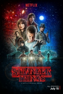 Stranger Things film afişi