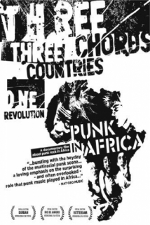 Punk in Africa film afişi